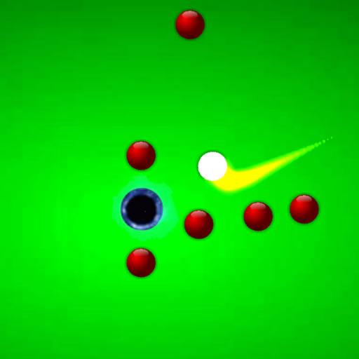 Black Hole Billiard